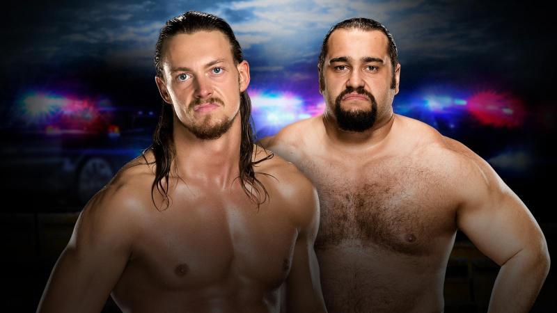 WWE Roadblock 2016 preview - Big Cass vs Rusev