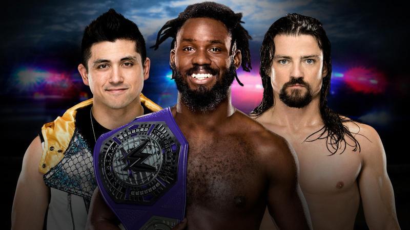 WWE Roadblock 2016 preview -TJ Perkins vs Rich Swann vs The Brian Kendrick