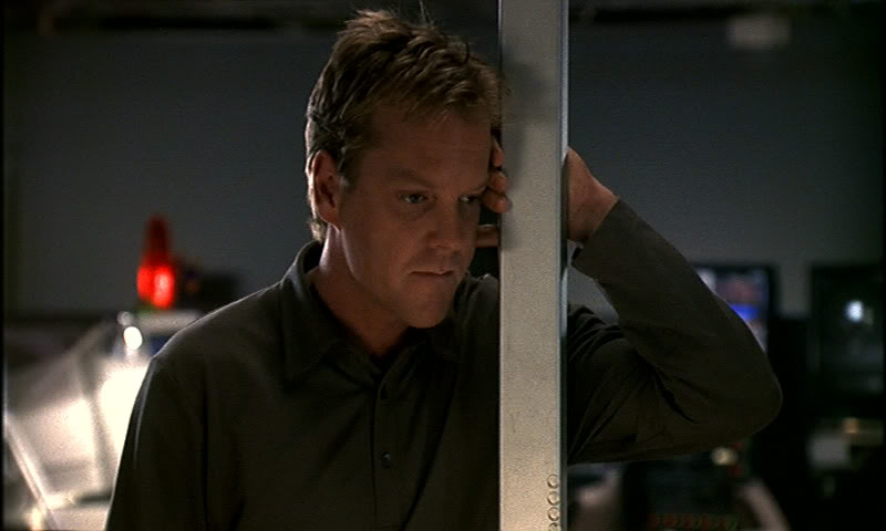 24 Season 1 - Keifer Sutherland as Jack Bauer
