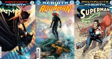 DC Comics reviews 1/18/17 – Superman, Batman, Green Arrow
