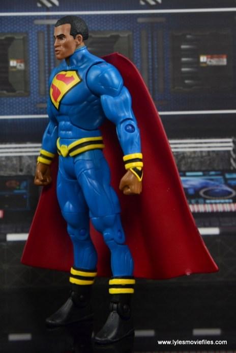 DC Multiverse Earth-23 Superman figure review - left side