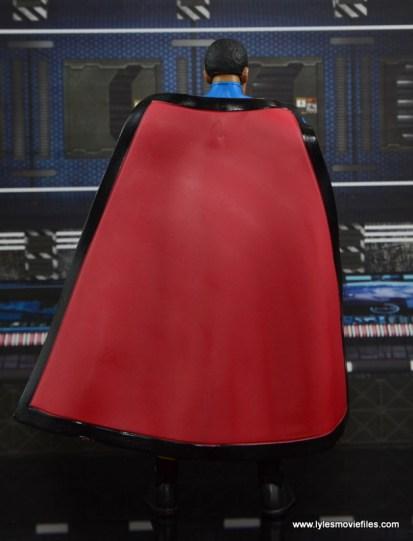DC Multiverse Elite-23 Superman figure review - rear