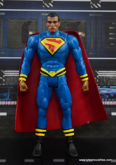 DC Multiverse Earth-23 Superman figure review - straight