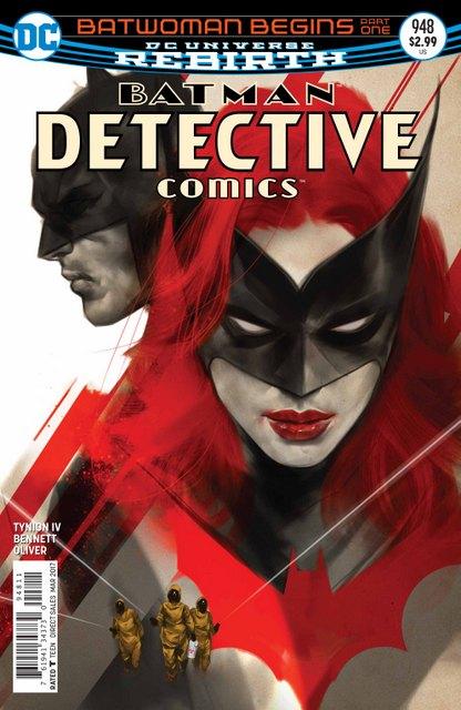 Detective Comics #948 cover