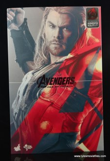 Hot Toys Thor figure review Avengers Age of Ultron -package front