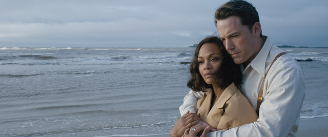 Live by Night review - Zoe Saldana and Ben Affleck