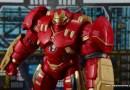 Marvel Legends BAF Hulkbuster Iron Man figure review