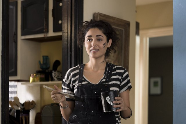 Paterson movie review - Golshifteh Farahani as Laura