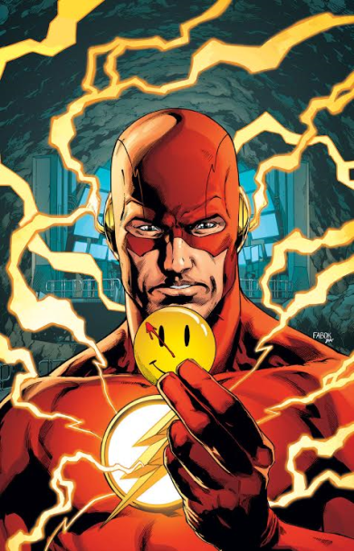 The Flash The Button