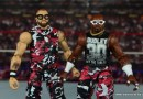 WWE Elite 45 Bubba Ray and D-Von The Dudley Boyz figure review
