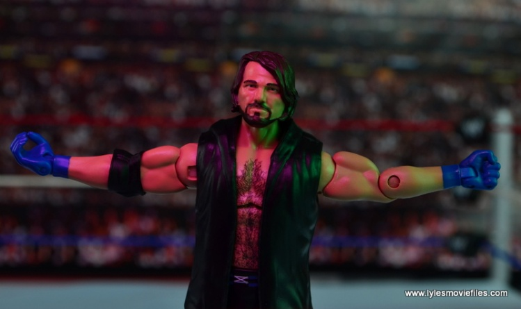 WWE Elite AJ Styles figure review - main pic