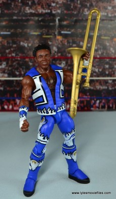 WWE Elite New Day figure review - Xavier with Francesca