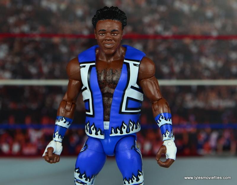 WWE Elite New Day figure review - main Xavier Woods