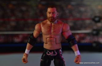WWE Elite Sami Zayn figure review - main pic