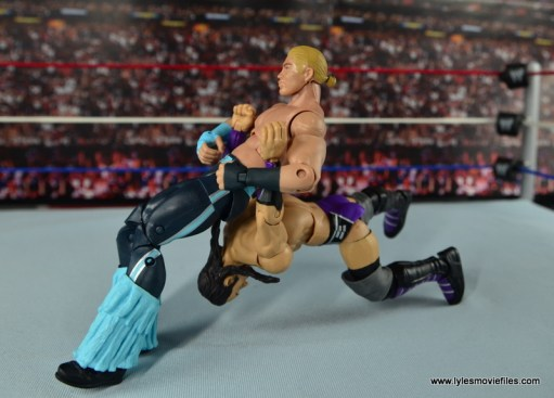 WWE Elite Tyler Breeze figure review - Unprettier to Neville