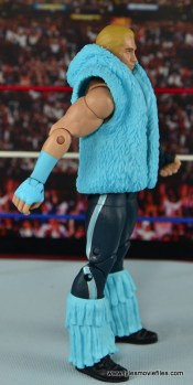 WWE Elite Tyler Breeze figure review - right side