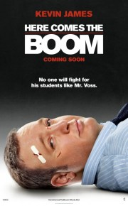 here_comes_the_boom movie poster