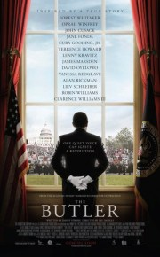 lee daniel's the butler movie poster