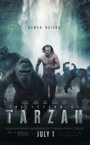 legend of tarzan movie poster