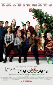 love_the_coopers_movie poster