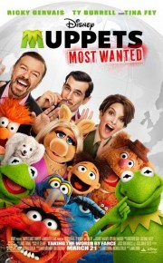 muppets_most_wanted movie poster
