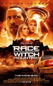 race_to_witch_mountain movie poster