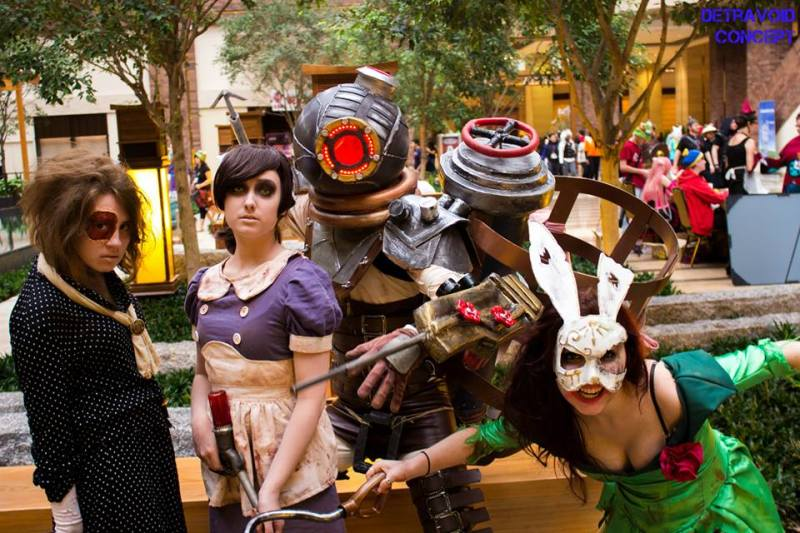sumner-bukoski-and-heather-hodges-as-bioshock-little-sister-and-big-sister2