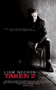 taken 2 movie poster