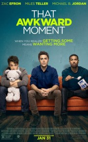 that_awkward_moment movie poster