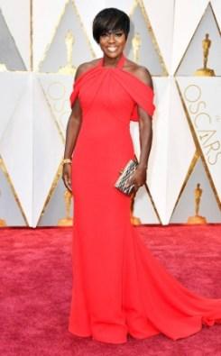 2017 Oscars - Viola Davis