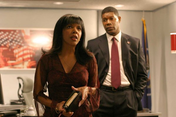 24 Season 3 review - Sherri and David Palmer