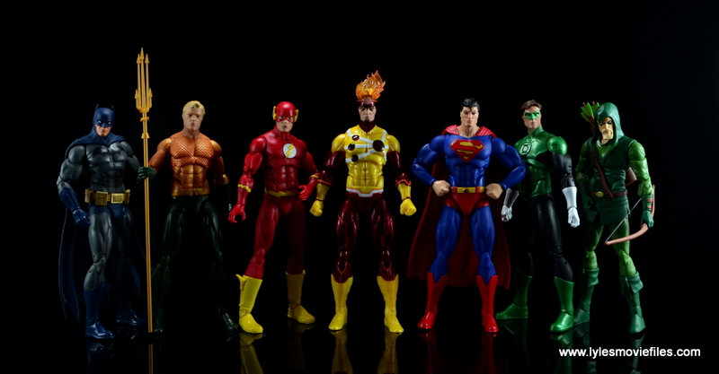 DC Icons Firestorm figure review - Justice League
