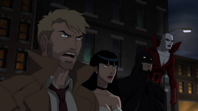 Justice League Dark movie review - Constantine, Zatanna, Batman and Deadman