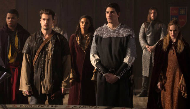 Legends-of-Tomorrow-Camelot-3000-review-Jax-Nate-Amaya-Ray-and-Sara