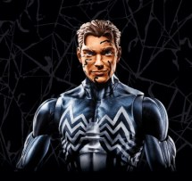 Marvel Legends Toy Fair 2017 - SYMBIOTE-SPIDERMAN_Face