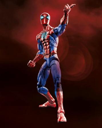 Marvel Legends Toy Fair 2017 - Spider-Man