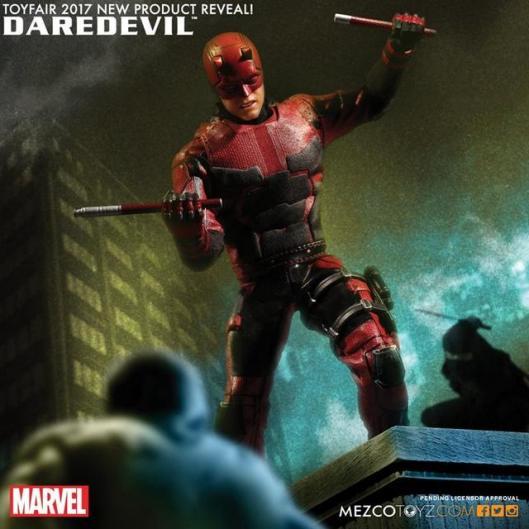 Mezco Toys One 12 Netflix Daredevil
