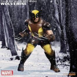 Mezco Toys One 12 Wolverine