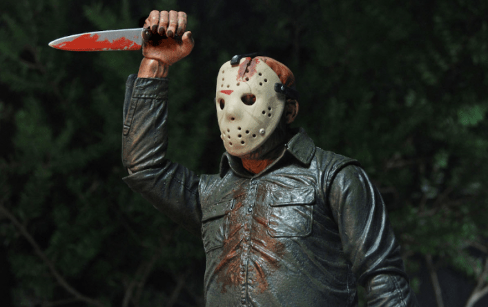 NECA Ultimate Jason figure -MAIN pic