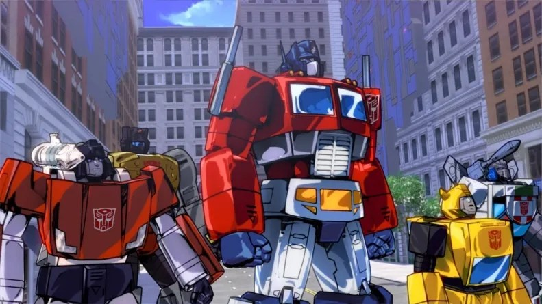 Transformers Devastation review - Sideswipe, Grimlock, Optimus Prime, Bumblebee and Wheeljack