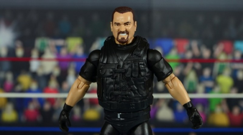 WWE Elite Big Boss Man figure review - main pic