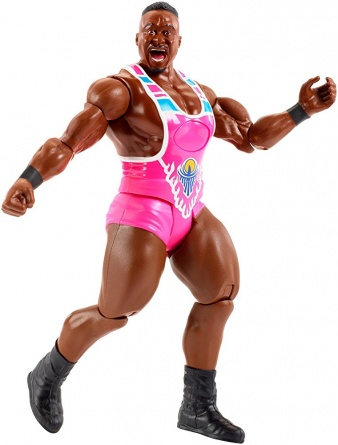 WWE Tough Talkers 2 - Big E posing