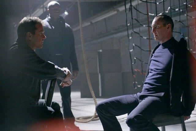 24 - Jack Bauer, Curtis Manning and Habib Marwan