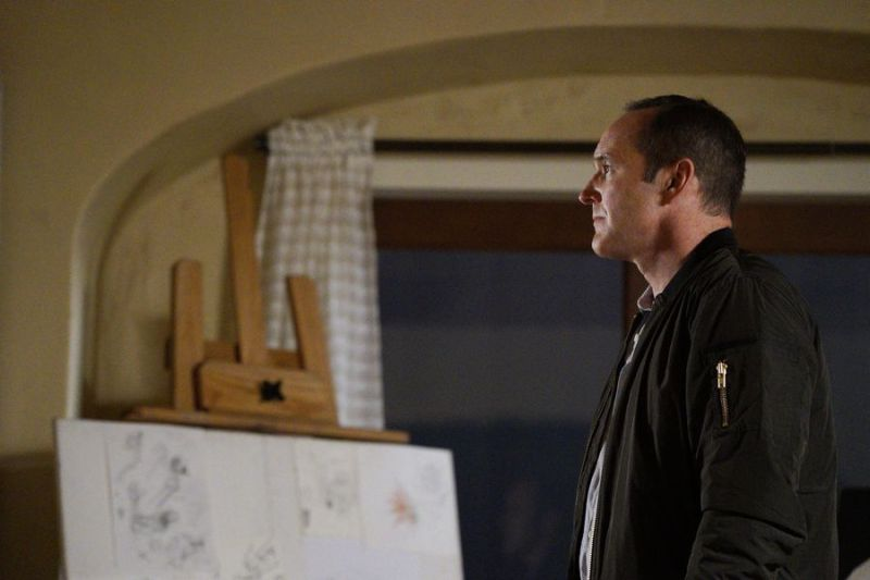Agents of SHIELD BOOM review - Coulson