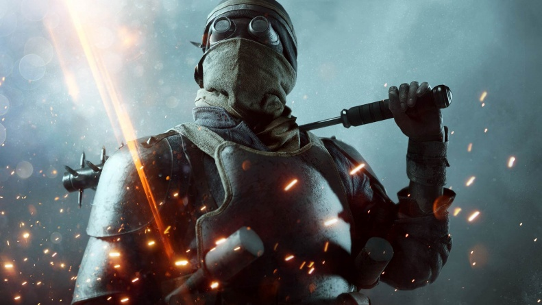Battlefield 1 They Shall Not Pass Trench Raider Elite Class