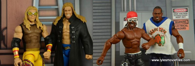 Edge and Christian vs Cryme Tyme