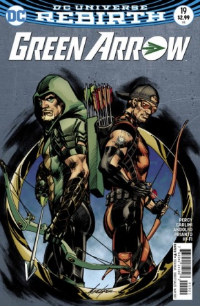 Green Arrow #19 Mike Grell cover