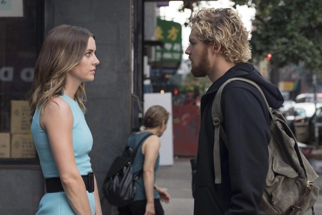 Iron Fist The Mistress of All Agonies review - Joy and Danny