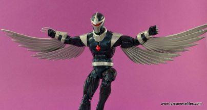 Marvel Legends Darkhawk figure review - main pic