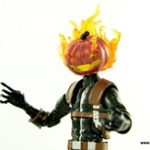 Marvel Legends Jack O'Lantern figure review - main pic